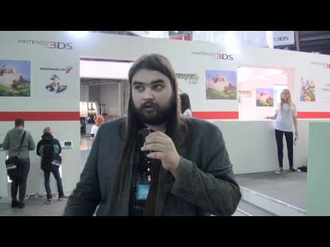 Zulin`s v-log: Игромир 2011 - Nintendo 3DS