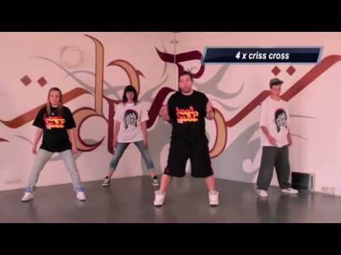 LMFAO - Champagne showers choreography tutorial I Street Dance Academy Episode 5