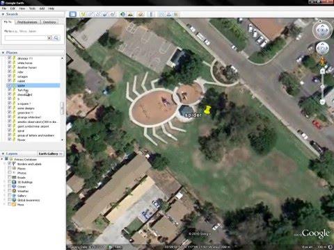 secret places of google earth (by gabriel)