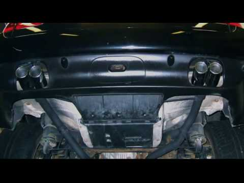 Magnaflow Bmw X5 4 4i Exhaust System Youtube