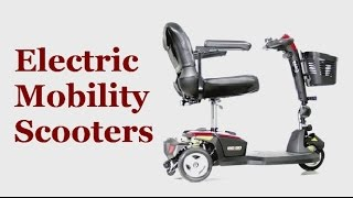 Mobile Scooters For Sale - Lightweight Mobility Scooters