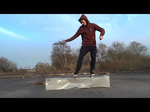D.I.Y. Fun Files - Trowse - Drug Store Skateboarding