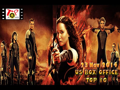 US BOX OFFICE TOP 10 (23 Nov 2014)