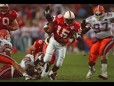1996 Fiesta Bowl  #1 Nebraska (11-0) vs. #2 Florida (12-0)