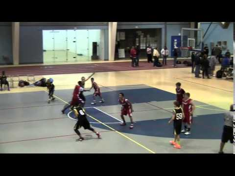 20150111 KC Heat Basketball Winter Wonderland Game 3