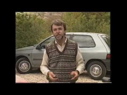 Old Top Gear 1990 - Renault Clio