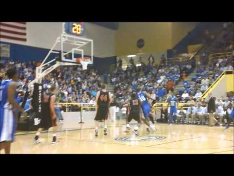 Big Blue All Stars vs. Kentucky Christian Highlights