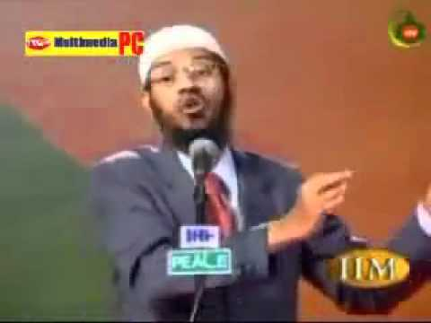 Bangla: Zakir Naik-mahzab video