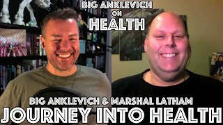 Talking About Carb Addiction And Our Progress or Lack Thereof, Journey Into Health, Big and Marshal