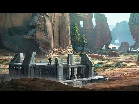 Halo: The Master Chief Collection: 'Coagulation'/'Bloodline' Map Tour – IGN First