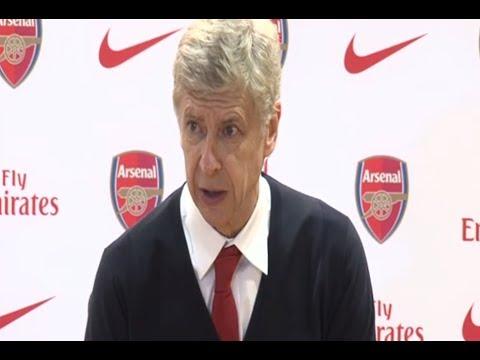 Arsene Wenger: Theo Walcott did nothing wrong