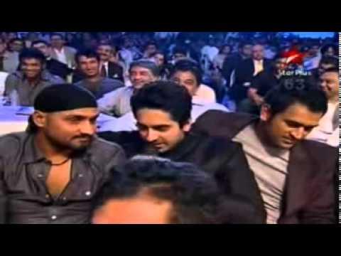 Funny Harbhajan Singh.mp4