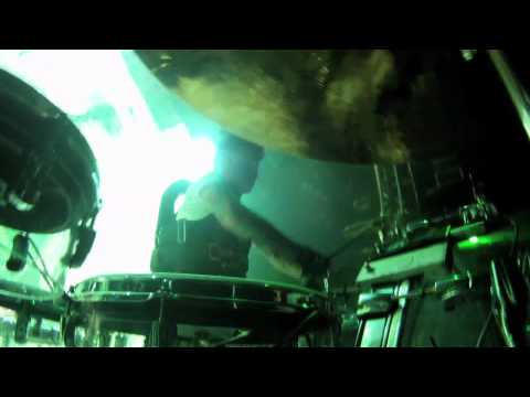 Tommy Lee 360 Degree Drum Solo