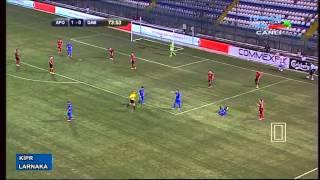 Лига Европы УЕФА 2 16 - Габала-Аполлон Лимасол