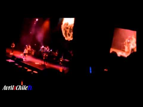 download lagu The Avril Lavigne Tour Don`t Tell Me Live In gratis
