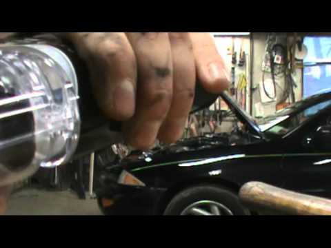 SilverStar zXe Headlight Bulb Installation/Review ***LOTS OF SWEARING***