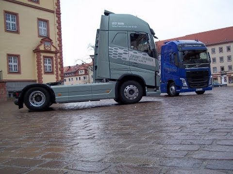 New Volvo FH — Part 1
