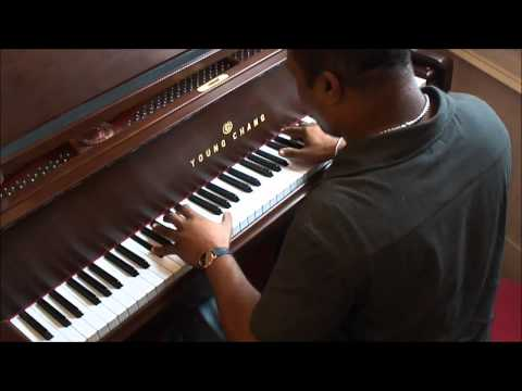 Minister Darryl Cherry - Order My Steps (Piano Improvisation)