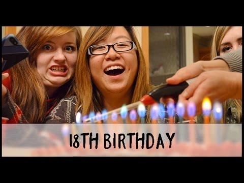 18th Birthday! | Vlog