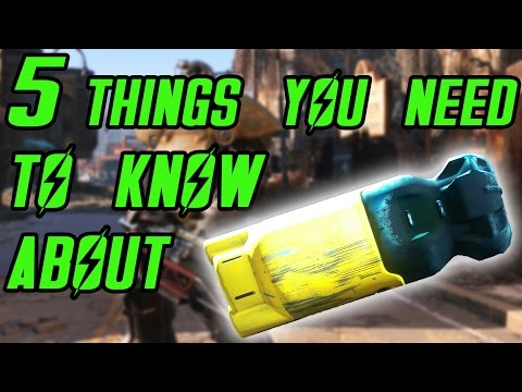 Fallout 4 Fusion Cores - 5 things you need to know!