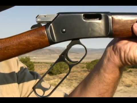Browning BL22 Rifle - This Gun Is FUN.  FAST & A Blast To Shoot.