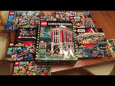 Biggest LEGO Haul EVER!