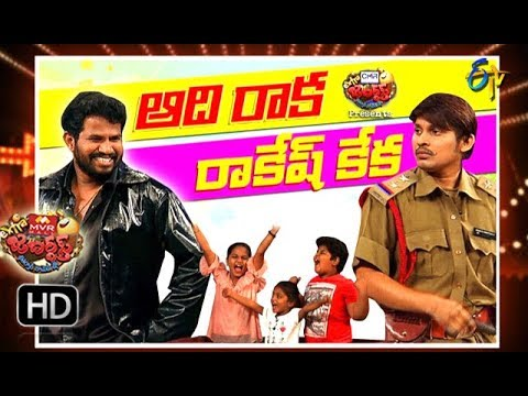 Extra Jabardasth|28th September 2018 | Full Episode | ETV Telugu