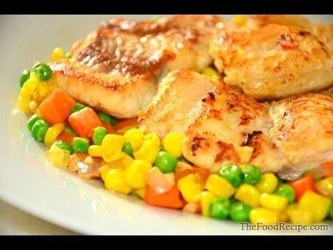 Sutchi fillet fish with vegetables recipe youtube for Fish with vegetables