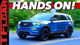 Did Ford Get It Right? Here's What You Need To Know About The All-New 2020 Ford Explorer!