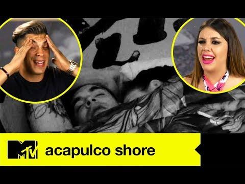Gaby Se Mete En La Cama De Jawy   Acapulco Shore 4