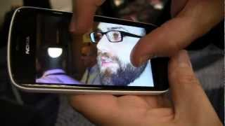 Nokia PureView 808 Hands-On