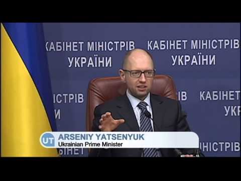 Ukrainian Prime Minister says Putin is threat to global order