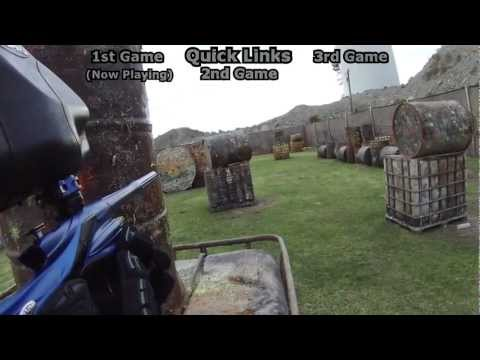 ~GamePlay~ Paintball 3 Match Special! Yuma, AZ @ Base Field ~03/09/13~