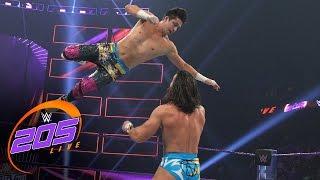TJ Perkins vs. Tony Nese: WWE 205 Live, March 21, 2017