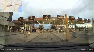 Canada - United States Border Crossing (1) - Bluewater Bridge (Sarnia, ON ~ Port Huron, MI)