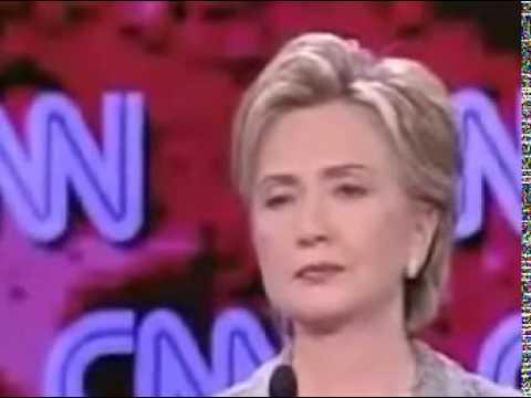 Госсекретарь США Хилари Клинтон пукнула