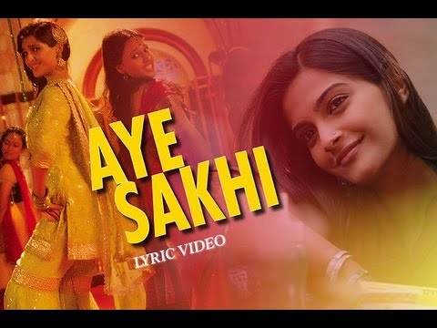 Raanjhana – Aye Sakhi Official New Full Song Lyric Video feat Dhanush and Sonam Kapoor