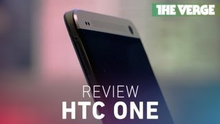HTC One hands-on review