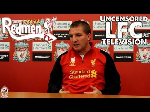 Brendan Rodgers on Lucas Leiva's Quality (Redmen TV Exclusive)