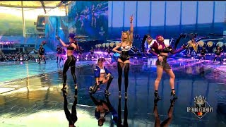 KDA Performance At The Worlds 2018 [League Of Legends]