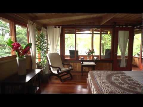 Drake Bay, Copa De Arbol Beach & Rainforest Resort, Costa Rica Video