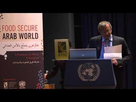 Food Secure Arab World (English) - Omer Zafar