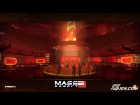 Mass Effect 2 Club Afterlife Song ( Saki Kaska - Callista )