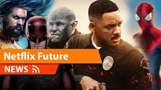 NETFLIX is a Giant Threat to Every Film Company