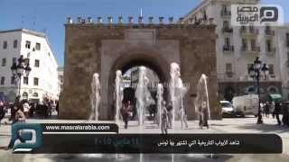 مصر العربية | شاهد الابواب التاريخية التي تشتهر بها تونس