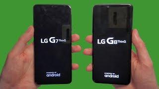LG G7 vs LG G8 Speed Test, Battery Test, Cameras & Speakers!