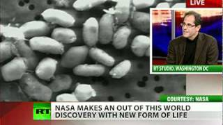 Alien Life on Earth? 'Little Bugs' microbe discovery NASA announcement