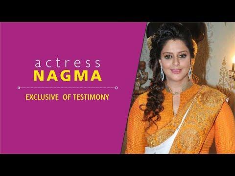 Exclusive Actress Nagma Testimony - ( Full HD )