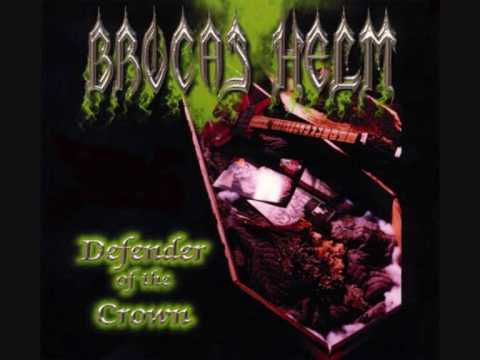 Brocas Helm - Time of the Dark (Lyrics)