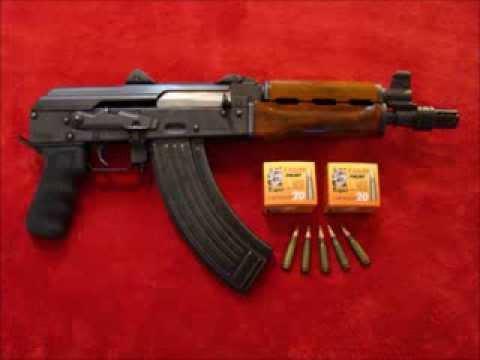 PAP M92 AK 47 Pistol from Classic Fireams